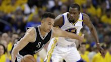 Kyle Anderson starts Game 3 vs. Warriors, as Spurs go small from start