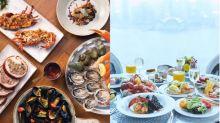 【搵食好去處】夏日炎炎 3大優質海鮮brunch一覽