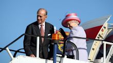 The Queen, Charles and William 'always travel with a bag of their own blood'