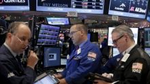 Wall Street flat as earning season kicks off
