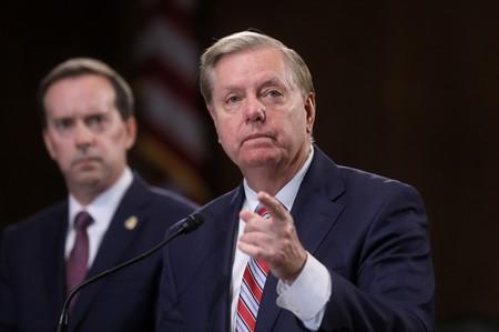 Lindsey Graham will tell Pelosi that Senate will not impeach Trump
