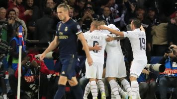 PSG's issues disappear, Madrid's amplify