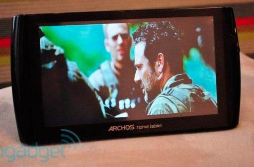 How would you change the Archos 7 Home Tablet?