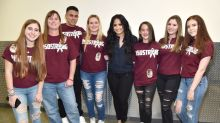 Demi Lovato Brings 'Courageous' Parkland Shooting Survivors Onstage During Tour Opening Night