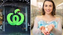 Woolworths launches new Disney-themed collectables