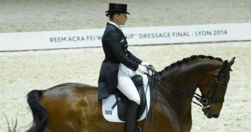 Equitation - CM - Dressage - Isabell Werth remporte une troisième finale de Coupe du monde