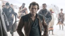 Review: 'Solo: A Star Wars Story' has a kicky, kinetic heist movie at its heart
