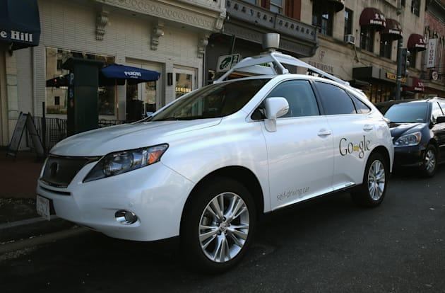Self-driving cars involved minor accidents, but don't blame the tech