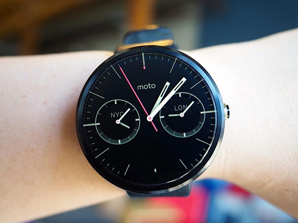 Moto 360 review: It's the best Android Wear watch, but that isn't saying much