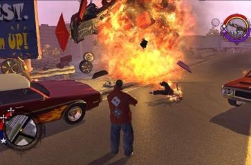 Saint's Row has been cancelled - also, Saint's Row 2 announced!