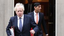 Johnson and Sunak pull U-turn after refusing to self-isolate despite being 'pinged' by NHS COVID app