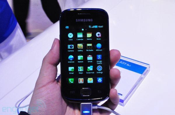 Samsung Galaxy Gio heads to Canada August 8th, $150 off-contract