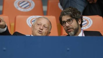 Foot - L1 - OL - Jean-Michel Aulas (Lyon) à propos de Laurent Blanc :«Il ne fallait pas faire trop de changements»