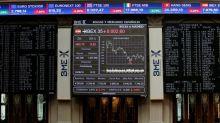 European shares hit by fresh Italian scare, Daimler tariff hit