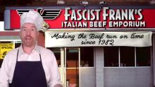 Colbert Opens Fascist Italian Restaurant For 'Trump's Secret Police' in Chicago (Video)