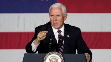 Pence calls 200,000 Covid deaths a 'heartbreaking milestone' but says things could've been worse