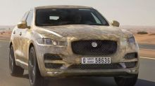 Jaguar F-Pace put to the test in extreme conditions
