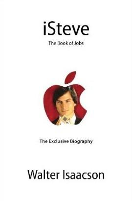 Official Steve Jobs biography now available for pre-order on Amazon