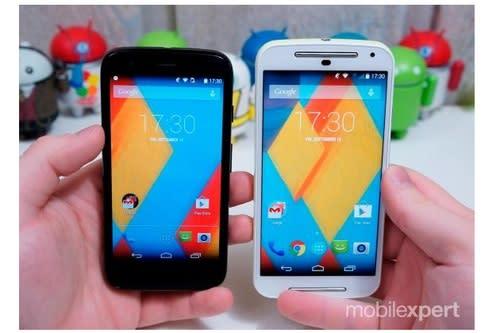 Saiba diferenciar o novo Motorola Moto G 4G (2015) do antecessor Moto G 4G
