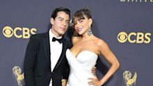Sofia Vergara brought her son as her Emmys date