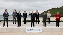 Is the G7 summit really to blame for a 834% increase in COVID cases in Cornwall?