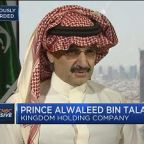 More than 5% of Saudi Aramco could be offered beyond IPO, billionaire Prince Alwaleed Bin Talal says