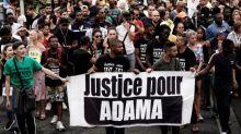 Mort d'Adama Traoré: une nouvelle expertise médicale écarte la responsabilité des gendarmes