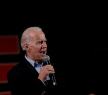 Biden's final Iowa drive sweeps through rival territory