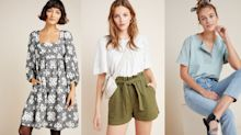Sale alert: Take an additional 50% off all sale items at Anthropologie