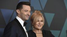Hugh Jackman's wife Deborra-Lee Furness responds to rumours he is gay