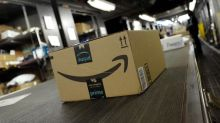 Amazon delivers huge profit surprise, stock surges