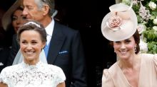 Pippa Middleton is Following Her Sister Kate's Pregnancy Tradition