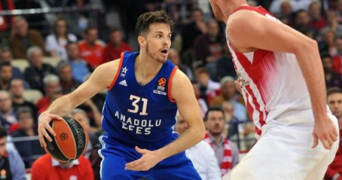 Basket - Euroligue (H) - Thomas Heurtel et l'Anadolu Efes Istanbul éliminés