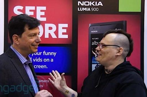 The Engadget interview: Nokia VP of Developer Relations Richard Kerris at CTIA 2012 (video)