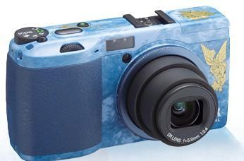 Ricoh unveils First Anniversary GR Digital camera