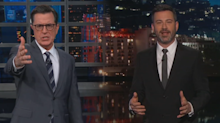 Donald Trump's SOTU roasted by all the late night hosts