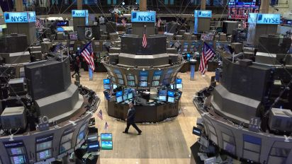 Stocks fall after March jobs report disappoints