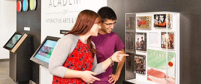 The Strong Museum opens a DICE  Awards exhibit