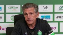 Foot - L1 - Saint-Etienne : Puel :«Wesley Fofana restera à Saint-Etienne»