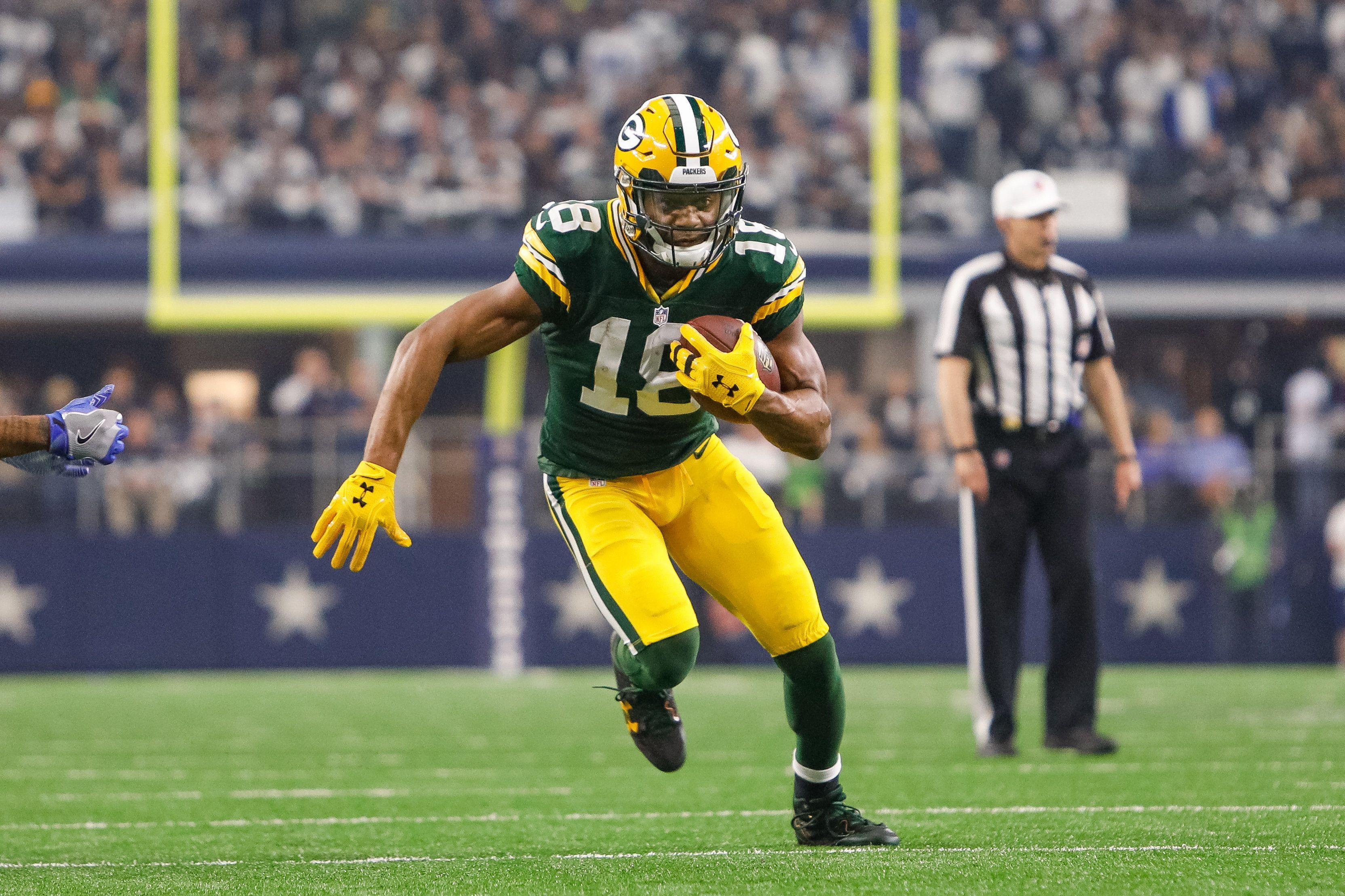Randall Cobb agrees to one-year, $5 million deal with Cowboys