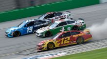Here is how Cole Custer scored his first NASCAR Cup victory
