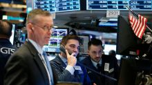 Wall Street rises on earnings hopes, Netflix soars