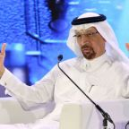 Exclusive: Saudi's Falih says sees no oil shortage, but OPEC to act if needed