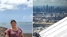 'Thank you Australia': Woman's letter of gratitude one year after moving from the US
