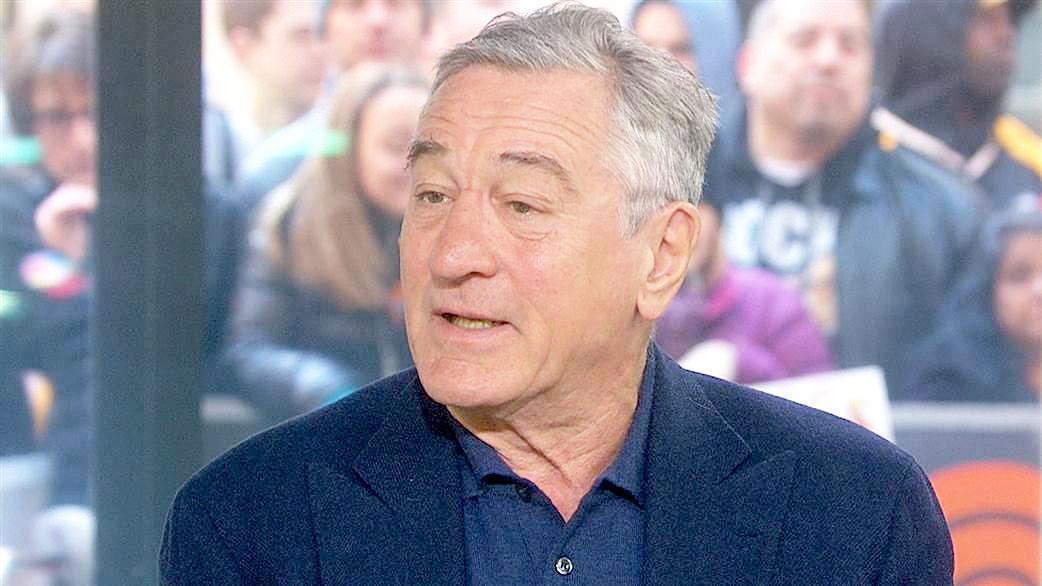 Robert De Niro: My Wife Saw a Change in Our Autistic Son ...