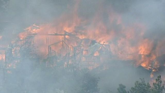 Colorado Wildfire Most Destructive in State History