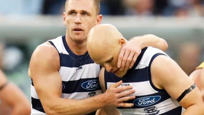 'Geelong supporters': Twist in Gary Ablett booing saga