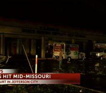 'Violent tornado' in central Missouri
