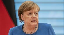 German leader Merkel tests negative for coronavirus