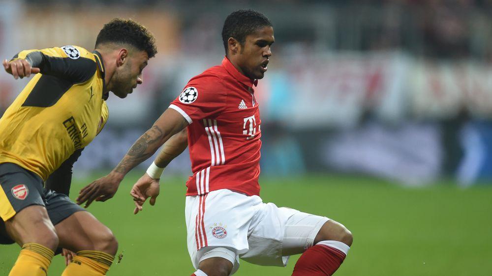 Rückschlag für Bayern: Costa muss Training abbrechen